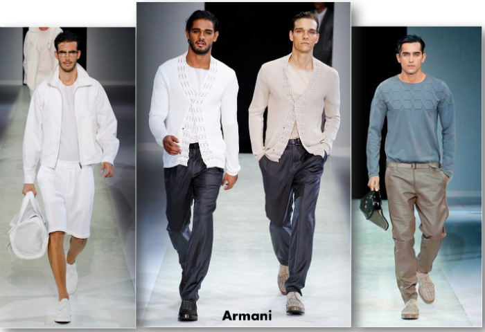 Armani new collection 2014