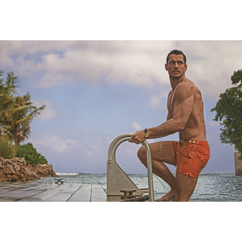 EMBARGOED UNTIL 7TH MAY - DAVID GANDY FOR AUTOGRAPH SWIM 2 - correct colour