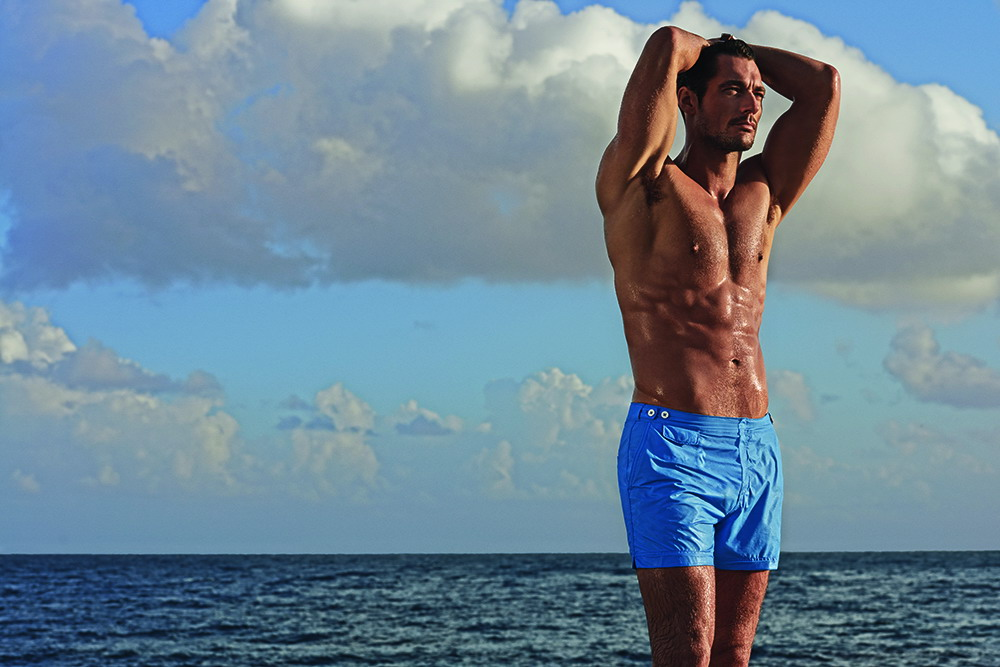 EMBARGOED UNTIL 7TH MAY - DAVID GANDY FOR AUTOGRAPH SWIM 3