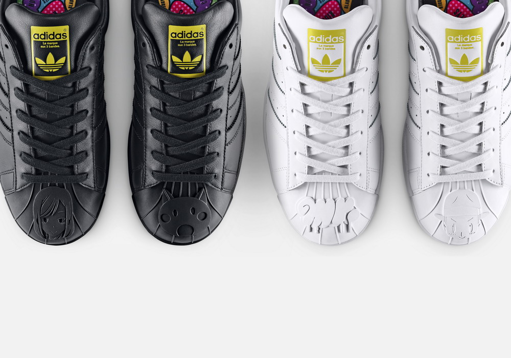 adidas Originals by Pharrell Williams - Supershell - Artwork Collection MR_resize
