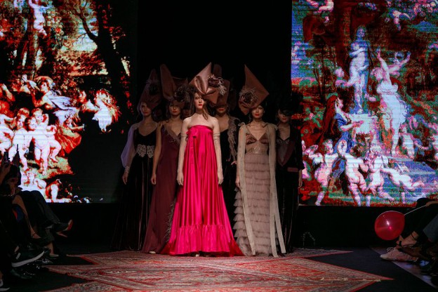 Amoralle at Riga Fashion Week
