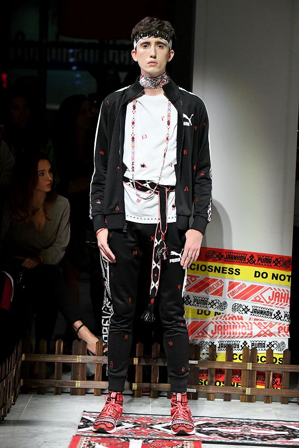 Jahnkoy - Runway - September 2019 - New York Fashion Week: The Shows
